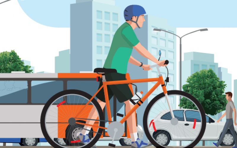 Site Cartilha do Ciclista